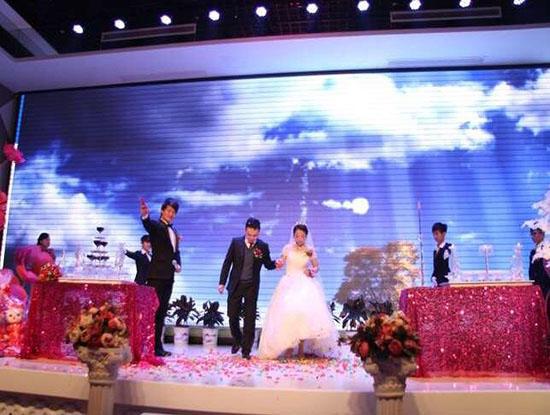 婚庆礼仪服务