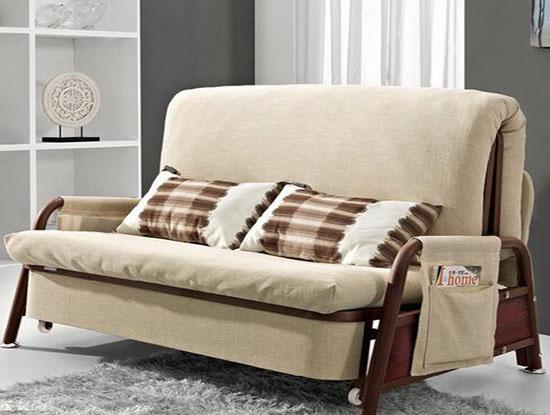 单人布艺沙发床_宜家折叠沙发床图片欣赏