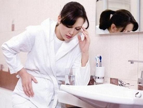 怀孕初期的月经症状是怎样的