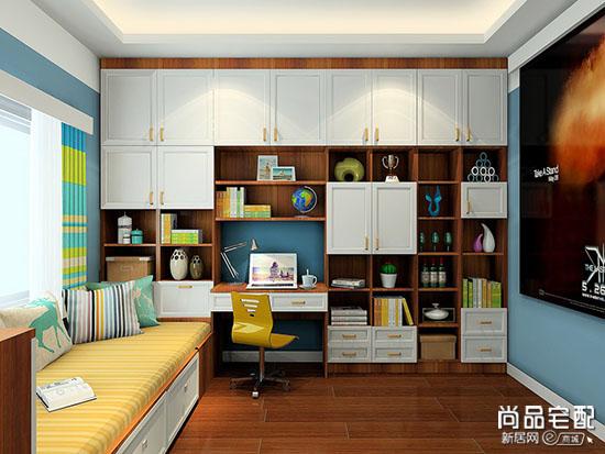 多功能组合书柜好不好?