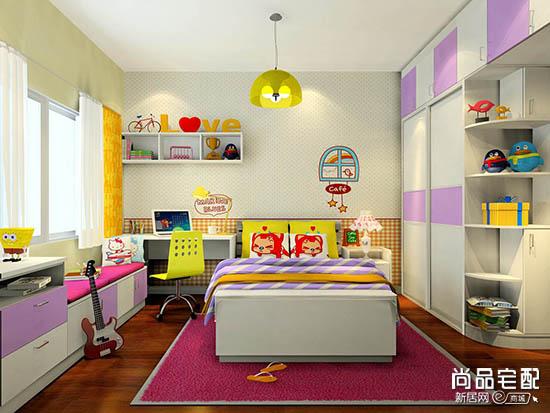 北京儿童房手绘墙很受欢迎吗?