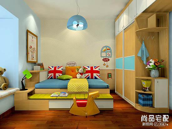 小孩房手绘效果图_2018年最新创意适合宝贝的儿童房手绘效果图_攻略_一品威客网