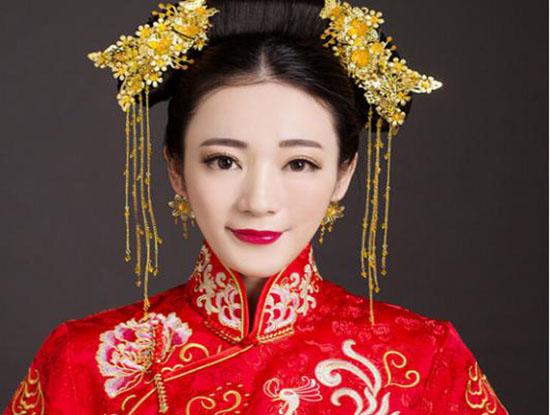 优雅高贵新娘发型教程有哪些