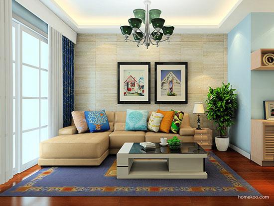客厅现代装饰画