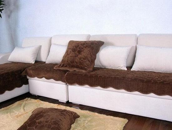 品牌布艺沙发坐垫