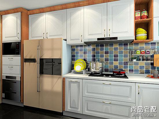 整体厨房设计图