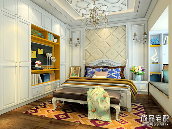 卧室柜子设计图