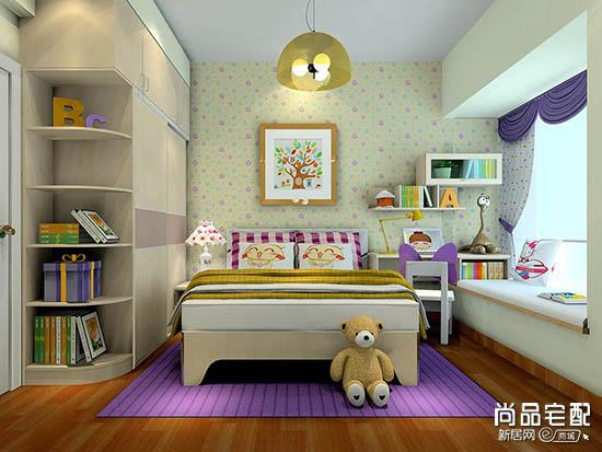 儿童房家具套装