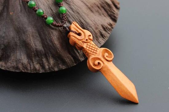 桃木剑作用