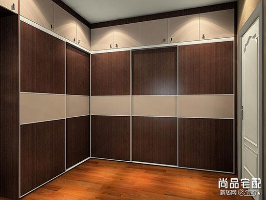 转角衣柜设计图——书柜转角设计-转角衣柜设计图图片