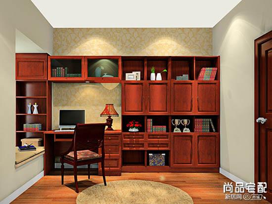 楠木书柜图片