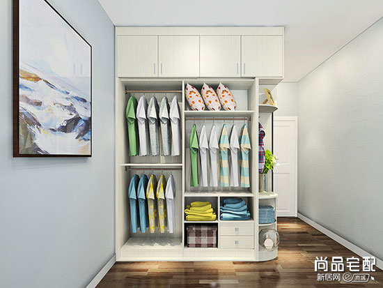 衣柜格局尺寸