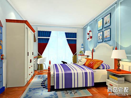 儿童卧室家具设计
