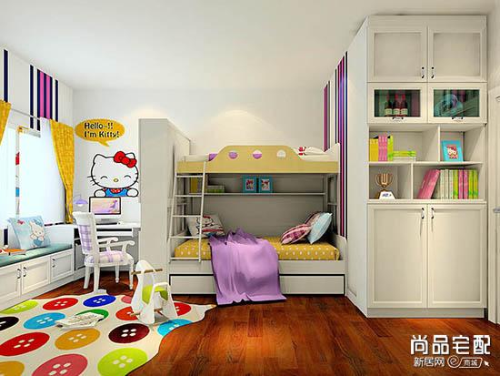 儿童房装修注意事项