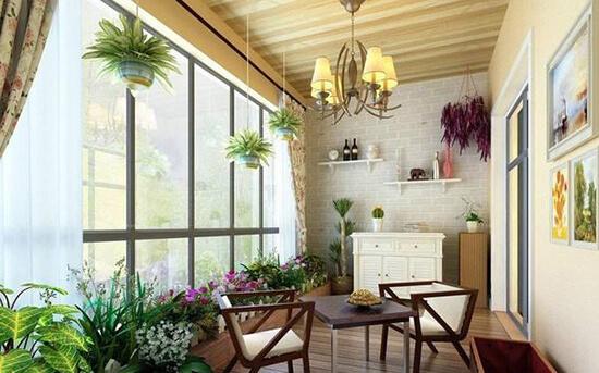 阳台装修设计怎么做?