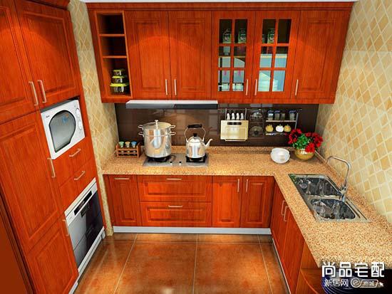 家庭厨房装修风水