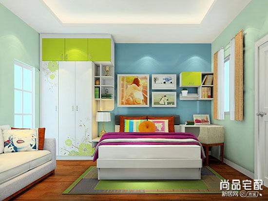 2人卧室颜色