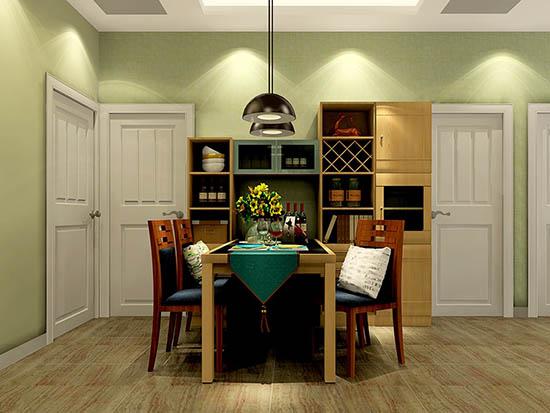 美式餐厅家具
