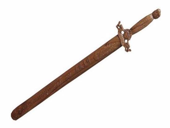 桃木剑选购技巧