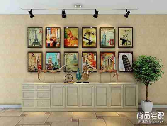 照片墙设计尺寸是多少