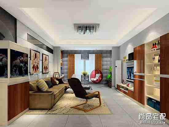 新古典欧式客厅装修图片
