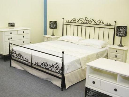 铁艺床图片 一张床就能睡一辈子