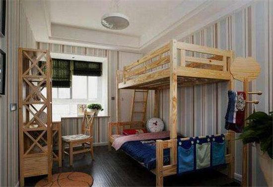 日式儿童房装修效果图