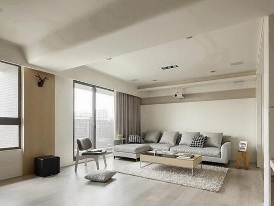 现代日式复式装修样板间,带给大家美的享受