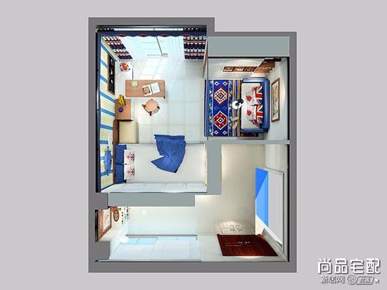 中式风格儿童房设计尤其要注意这五点!