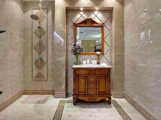 实木浴室柜材质一般都用什么
