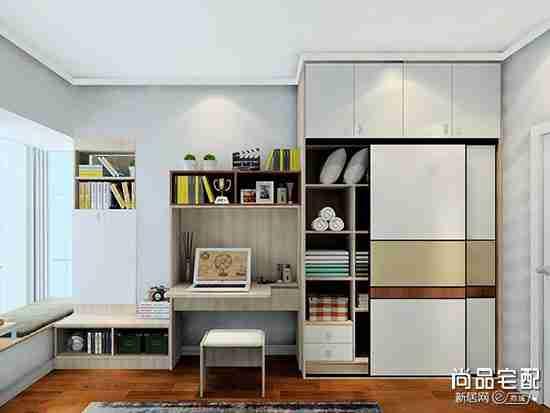 卧室衣柜宽度一般多少比较合适?