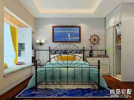 卧室装饰图欣赏
