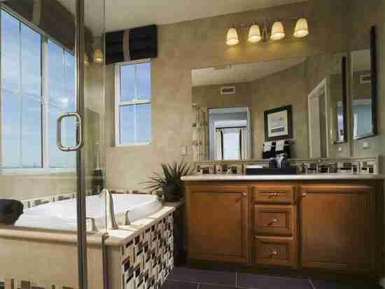 法恩莎浴室柜尺寸一般是多少?
