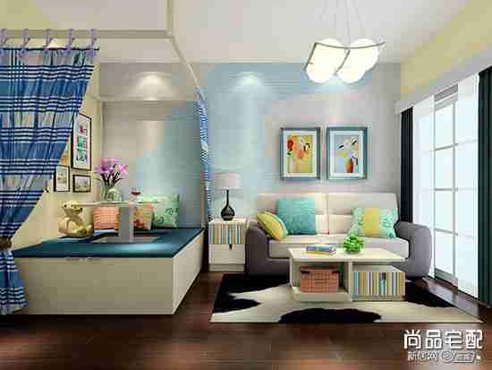 狭长客厅收纳功能同样强大,这么设计客厅每天都整洁!