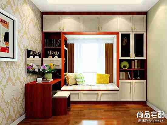 卧室墙置物柜设计要考虑哪些?