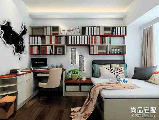 书房家具定制之前都要考虑些什么?