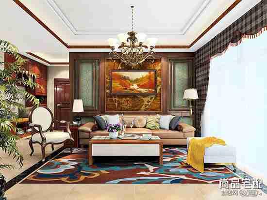 客厅地毯一般多少钱