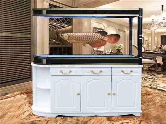 家用鱼缸柜多大合适?