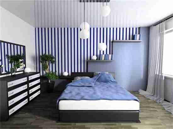 卧室墙纸贴图哪些比较受欢迎?
