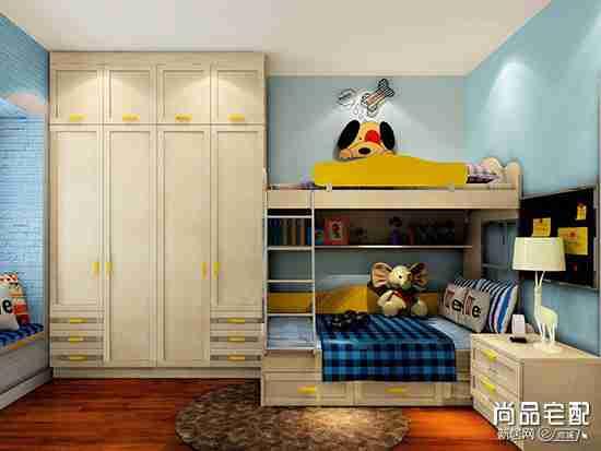 田园风儿童房设计图片欣赏