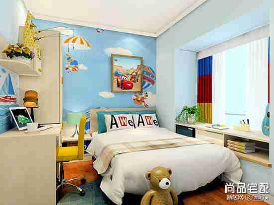 小户型儿童房间布置怎么弄?