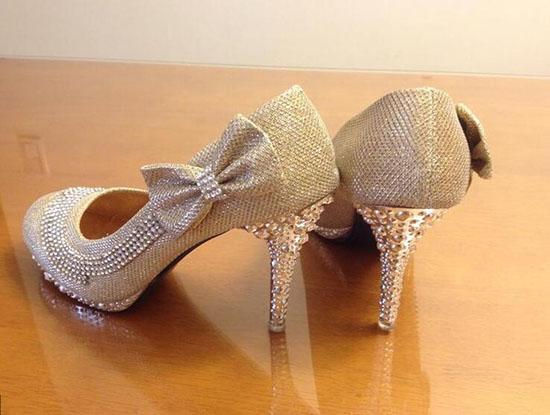 新娘婚鞋有什么讲究