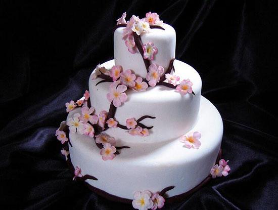 婚礼蛋糕挑选技巧