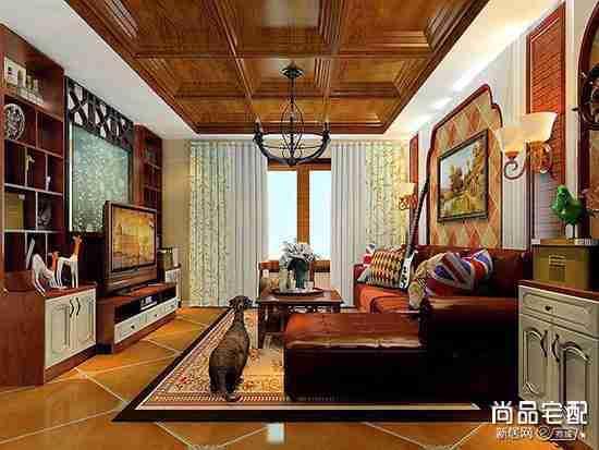 美式客厅沙发好不好?怎么选?