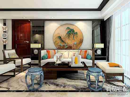 客厅装饰画的尺寸一般选多大的?