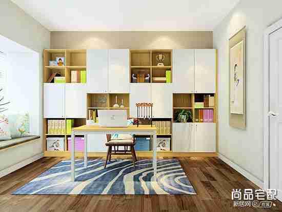 中式书房门装修效果图欣赏
