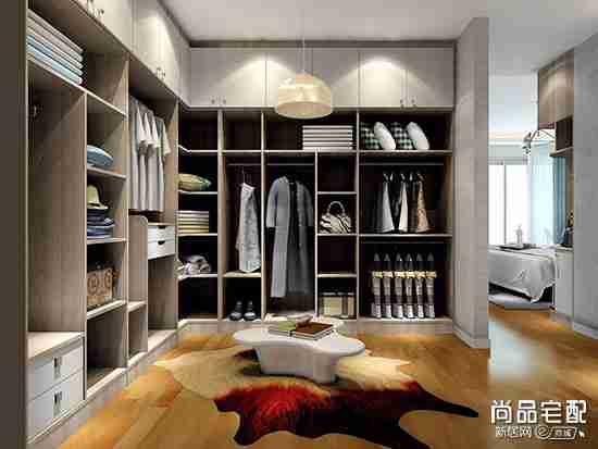 小卧室衣帽间空间是怎么挤出来的?