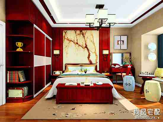 卧室装饰画挂什么好