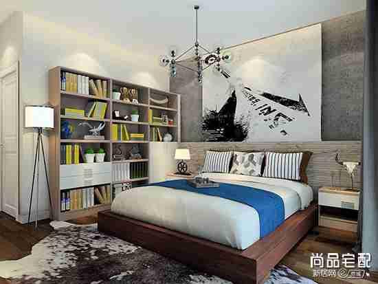 卧室贴墙纸多少钱