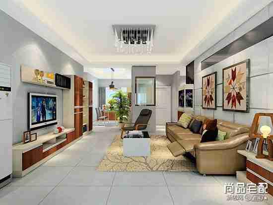 地毯怎么挑颜色比较搭房间?